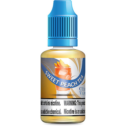 Sweet Peach Tea E Juice Flavor