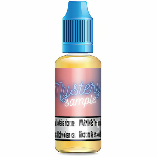 Ejuice Sample Size Mystery Vape Juice | Choose your nicotine level