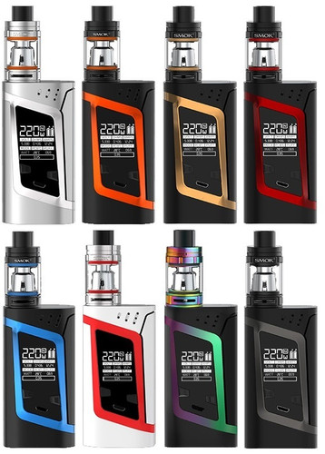 SMOK 220W Alien Kit | SMOK Alien Kit With TFV8 Baby Beast Tank