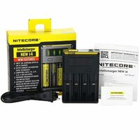 Nitecore NEW i4 intellicharger | Vape Battery Charger