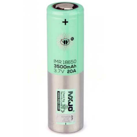 MXJO 18650 - Very Affordable 18650 Battery