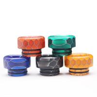 TFV8 TFV12 SHORT Honeycomb Style Resin Drip Tip 810