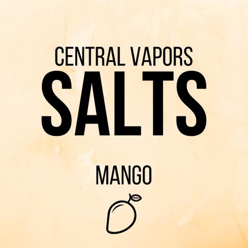 Central Vapors Salts eliquid Mango Ejuice