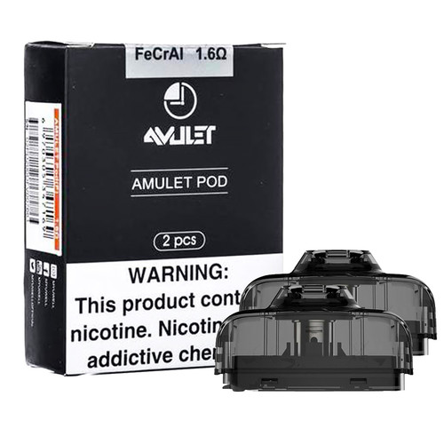Uwell Amulet Replacement Pod Cartridge