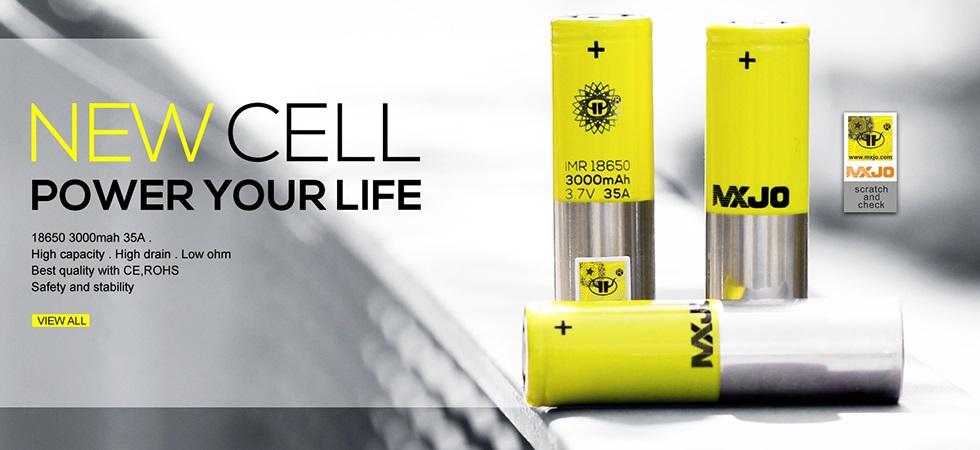 Vape Battery | MXJO Batteries