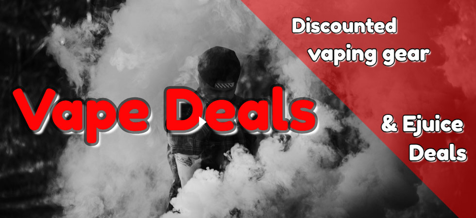 Cheap Ejuice and Vape Deals