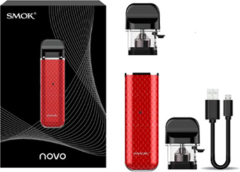 SMOK NOVO Pod Kit Cobra Edition