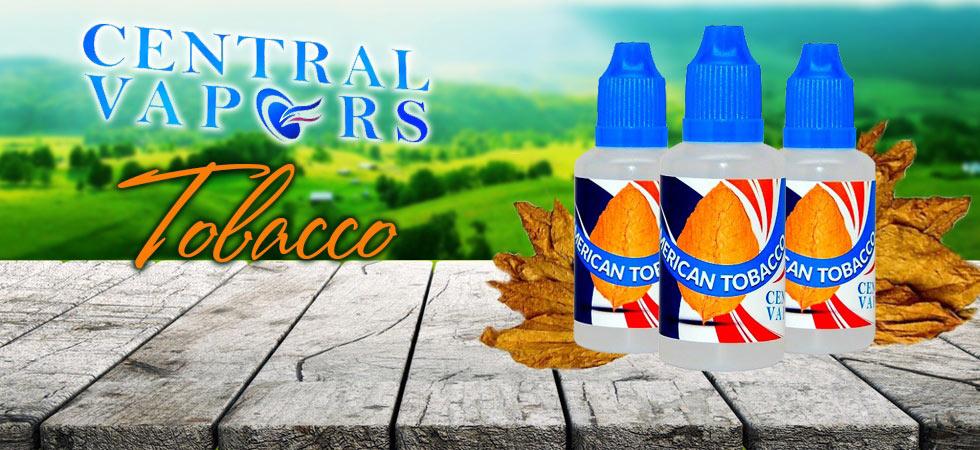 Vape Juice Tobacco Flavor