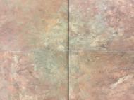 NAFCO Permastone Groutless 16x16 Rose Rock-$1.89 sq ft.