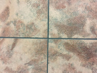 NAFCO Better Living Milestone 12x12 Oasis Brown- NOW $.99 sq ft.