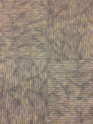 "Mohawk 24"" x 24"" Solution Charcoal Carpet Tile $12.99/sq. yd"