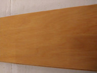"Lincoln Hickory Natural 3/8"" x 3"" Engineered Hardwood - $1.99 sq. ft."