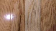 "Bruce Oak Pioneer Natural 3/4"" x 3.25""  Solid Hardwood - $4.29 sq. ft."