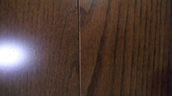 "Somerset Bluegrass Burnside White Oak Metro Brown 4 Sided Bevel 3/4"" x 4"" Solid Hardwood - $4.39 sq. ft."