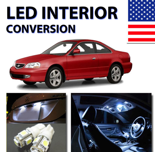 LED Interior Kit For Acura CL 2001-2003