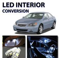 LED Interior Kit for Acura RL 2004-2012