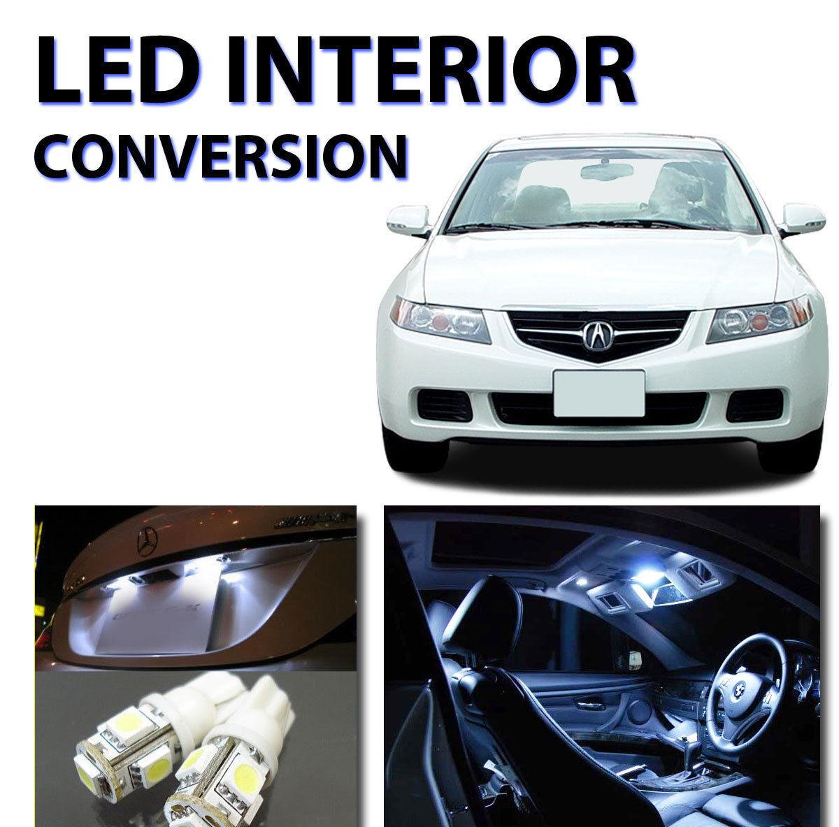 LED Interior Kit for Acura TSX 2004-2008