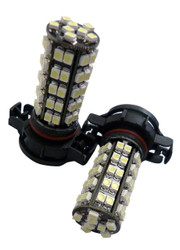5202 H16 5201 68 SMD LED Fog Light Replacement Bulbs