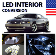 LED Interior Kit for Ford Mustang 1999-2004