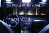 LED Interior Kit for Jeep Wrangler JK 4-Door 2013-2015
