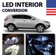 LED Interior Kit for Kia Forte 2009-2013