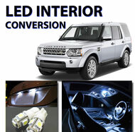 LED Interior Kit for Land Rover LR4 2010-2012