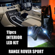 LED Interior Kit for Range Rover Sport 2006-2009