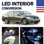 LED Interior Kit for Lexus GS300 GS400 1998-2004