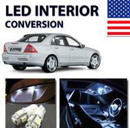 LED Interior Kit for Mercedes W203 2001-2006