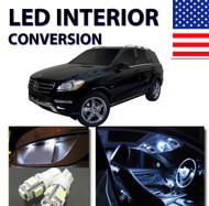 LED Interior Kit for Mercedes ML W164 2006-2011