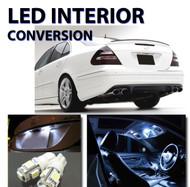 LED Interior Kit for Mercedes E-Class W211 2003-2007