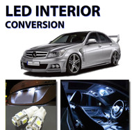 LED Interior Kit for Mercedes C-Class W204 2007-2012