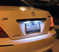 LED License Plate Bulbs For Mercedes