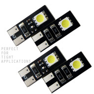 4-Bulbs T10 2-SMD LED Error-Free Canbus for Mercedes Parking Lights