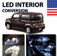 LED Interior Kit for Nissan Cube 2009-2013