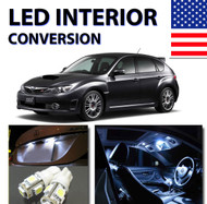 LED Interior Kit for Subaru WRX STI 2004-2011