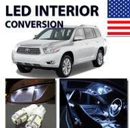 LED Interior Kit for Toyota Highlander 2008-2012
