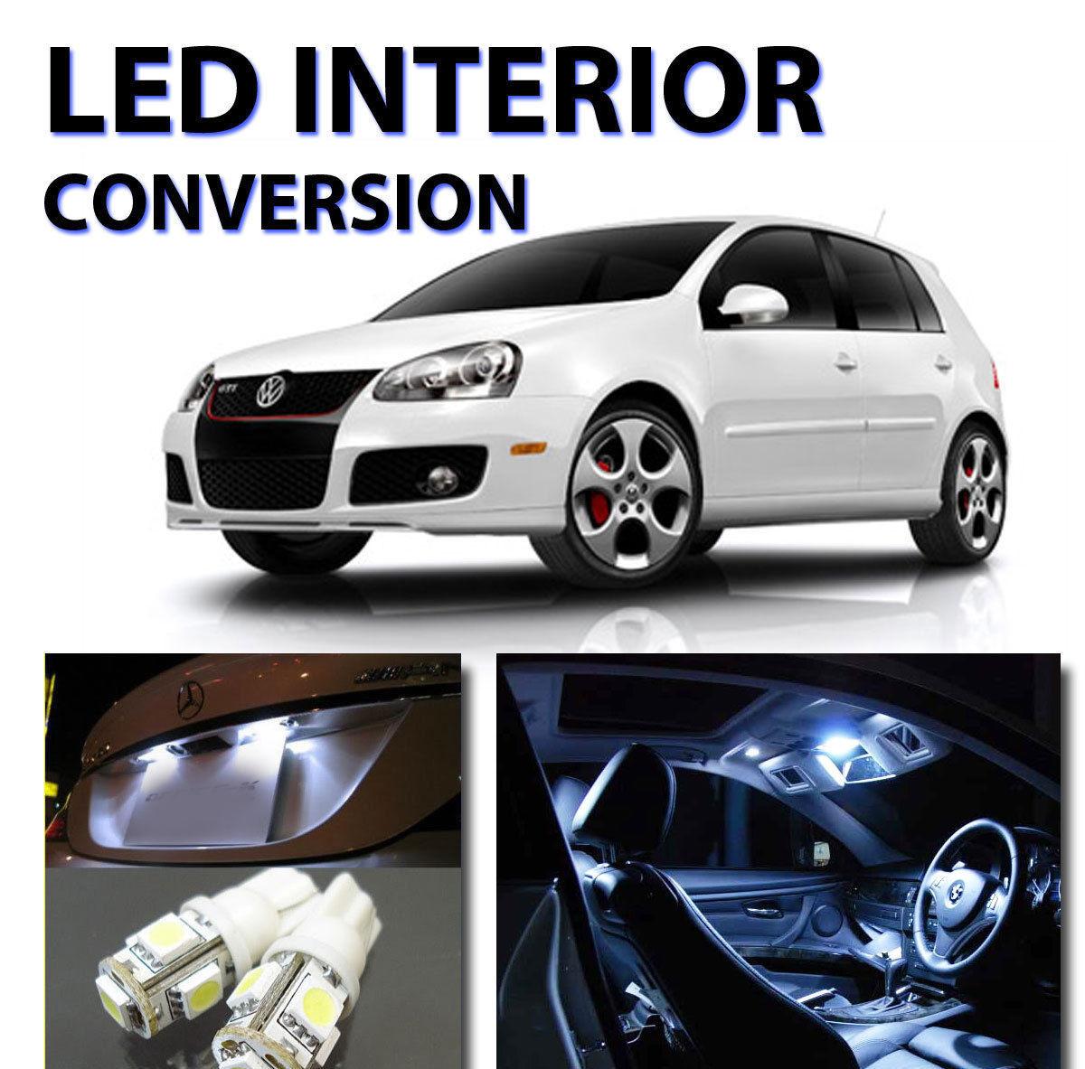 LED Interior Kit for VW Golf 5 GT 2004-2008