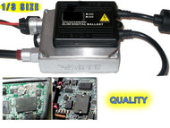HID Xenon Super Slim A/C Ballast 55W for Aftermarket HIDs H1/h3/h4/h7/h11/h13/9005/9006/9007