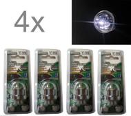4 Pcs Car Tire Wheel LED Lights