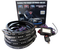 Equinox 336 LED Underbody Neon Flexible Waterproof Kit w/ Remote (Red, Blue, Green etc)