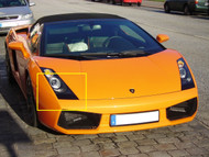 Pair of Lamborghini Gallardo Super Bright LED Parking lights
