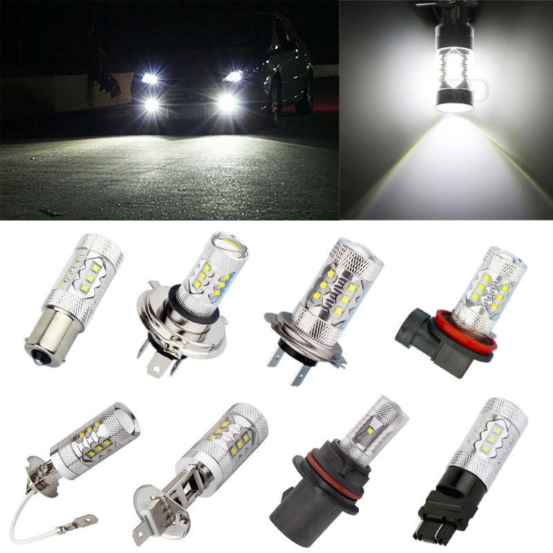 2 X H13 9008 Equinox CREE 80W High Power Stage 4 LED Lights