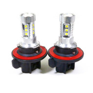 2 X H13 9008 Equinox CREE 80W High Power Stage 4 LED Lights
