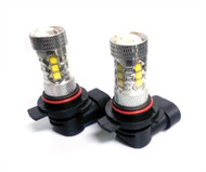 2 X 9012 Equinox CREE 80W High Power Stage 4 LED Fog Lights DRL
