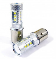 2 X H6M Equinox CREE 80W High Power Stage 4 LED Lights