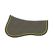 Wilker's Style SBP Suede Half Pad Side View