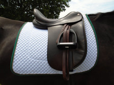 Horse Dressage Show Pad Right Side