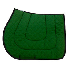 "Wilker's Style WC ""Winning Colors"" Saddle Pad Side View"