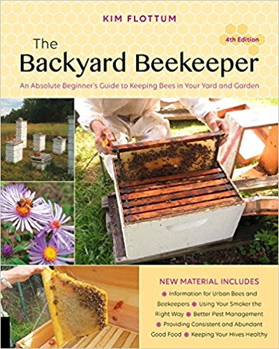 The Backyard Beekeeper - 4th Edition (2018)